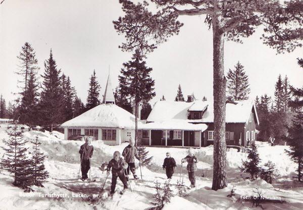 Budor Turisthytte, Løten