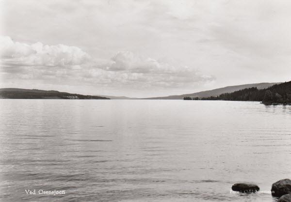 Ved Osensjøen