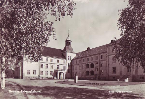 Elverum. Fylkessykehuset [2]