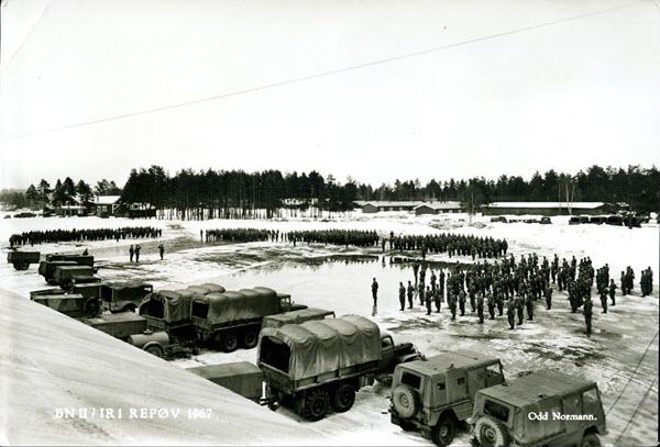BN II / IR 1 REPØV 1967