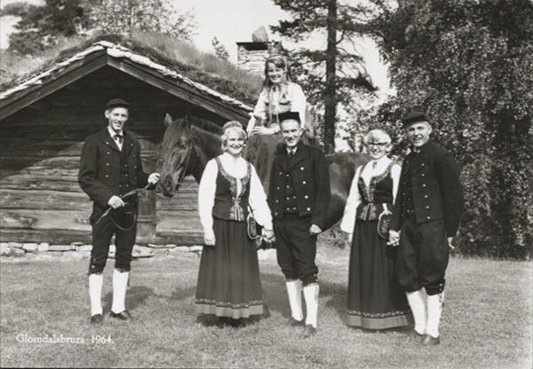 Glomdalsbrura 1964